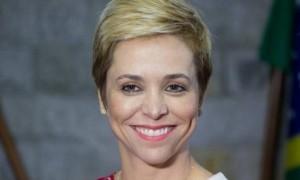 A deputada federal e presidente nacional do PTB, Cristiane Brasil (RJ). (Foto: Divulgação)