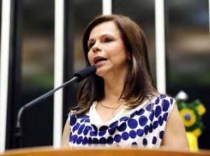 A deputada federal Professora Dorinha (DEM-TO). Foto: Agência Câmara