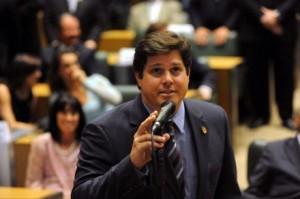 O deputado federal e presidente estadual do PMDB em São Paulo, Baleia Rossi. Foto: Agência Brasil