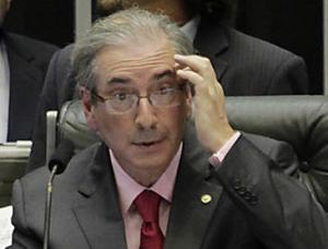 O presidente de Câmara, Eduardo Cunha (PMDB-RJ). Foto: Alan Sampaio / iG Brasília