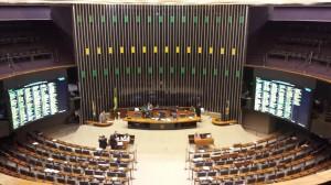Plenário da Câmara (Foto: Mel Bleil Gallo / iG Brasília)