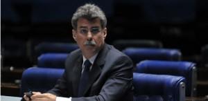 O senador Romero Jucá (PMDB-RR). Foto: Agência Brasil