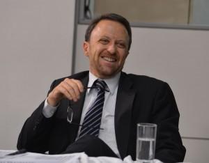 O ministro da Secom, Thomas Traumann (Foto: EBC)