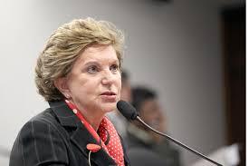 A senadora Lúcia Vânia (Foto: Divulgação/PSDB)