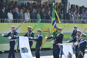 Desfile de Sete de Setembro -  Agência Brasil