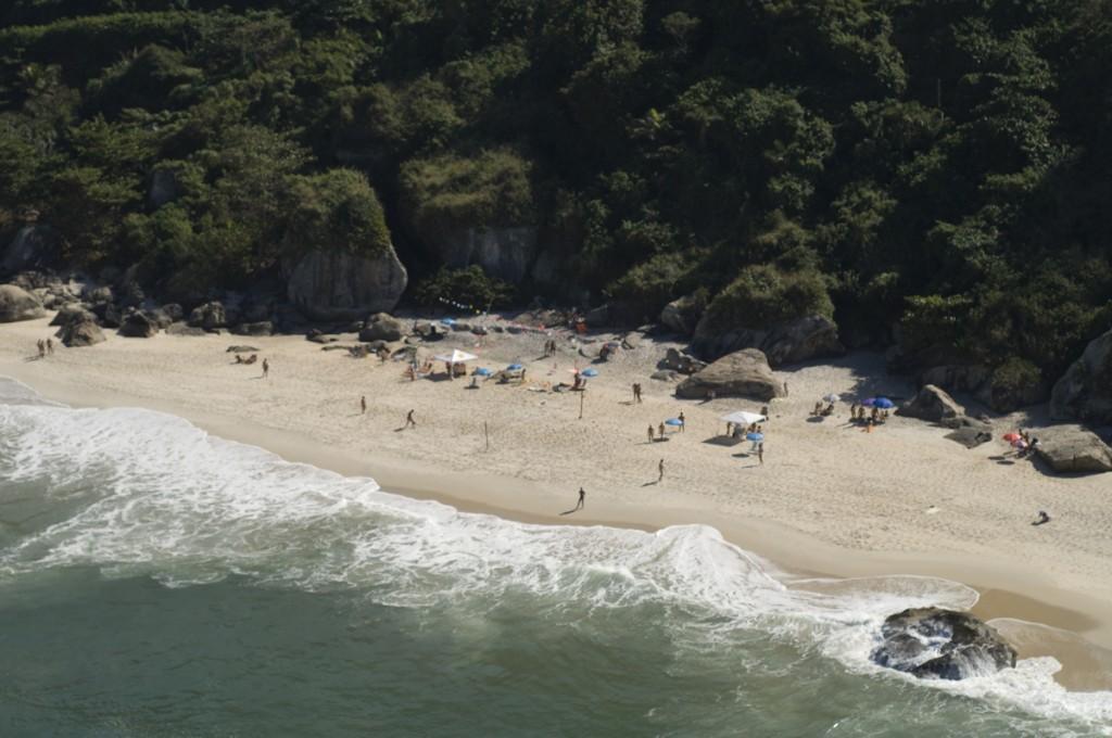 Abricó, em Grumari, é a praia naturista do Rio