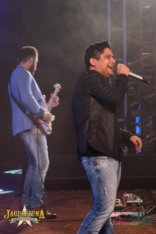 Jorge e Mateus recebem 30 mil pessoas em show de Jaguariúna (Foto: Divulgação)