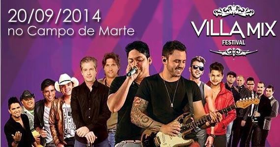 Villa Mix Festival são Paulo (Foto: Divulgação)