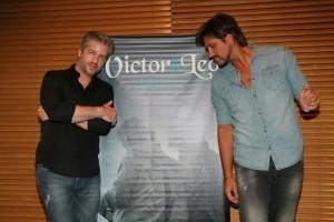 Victor e Leo (Foto: Rosa Marcondes)