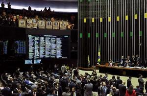 Agência Câmara - votação da MP 664