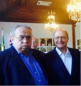 Heráclito Fortes oferece um mega jantar para Alckmin em Brasília