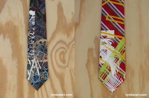 Abaixo a caretice nas gravatas!
