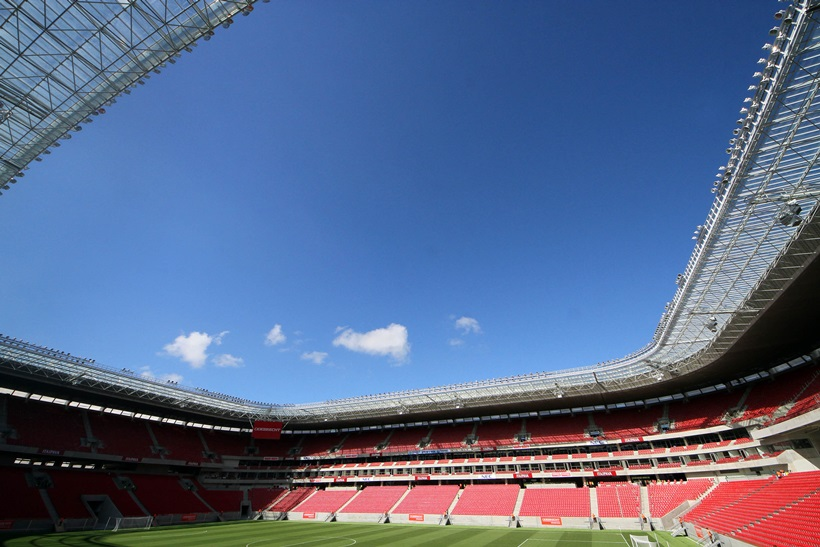 Arena Pernambuco, em Recife (Glauber Queiroz/ Portal da Copa)