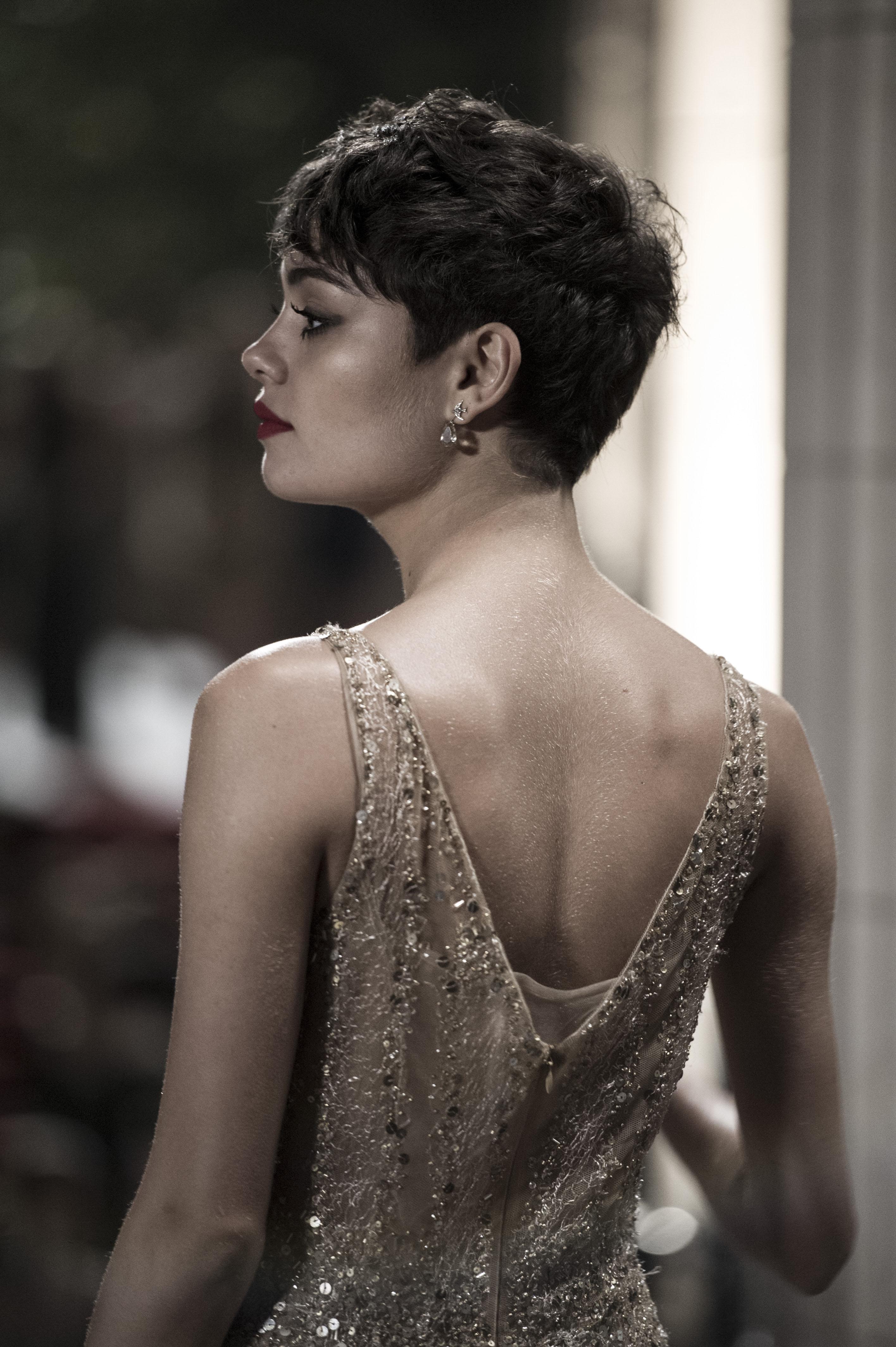 Sophie Charllote como Duda. Crédito: Globo/Estevam Avellar