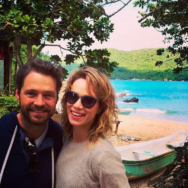 Jason e Mariana: sente o luxo! Crédito: Reprodução/Instagram
