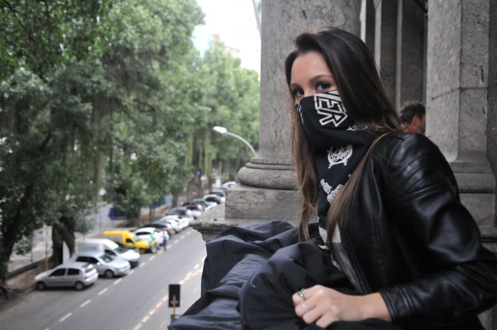 Carla Diaz em Plano Alto. Crédito: Divulgação