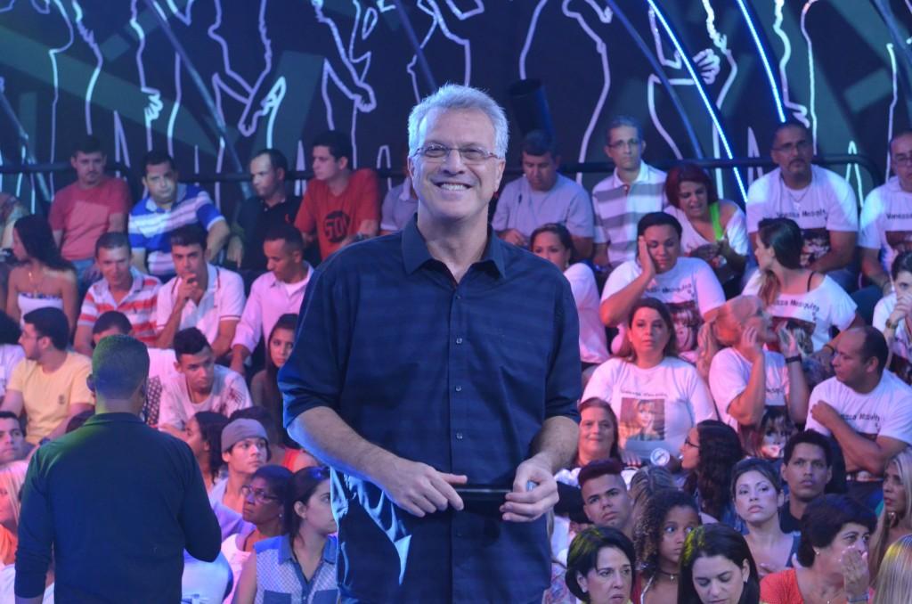 Oi, Bial. Crédito: Divulgação/Globo