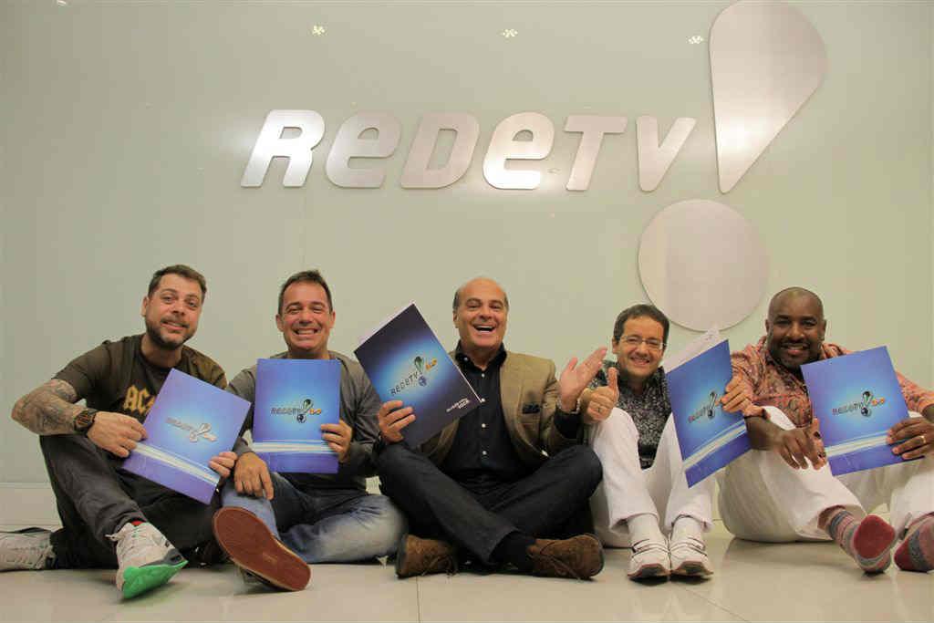 Encrenca renova com a Rede TV!