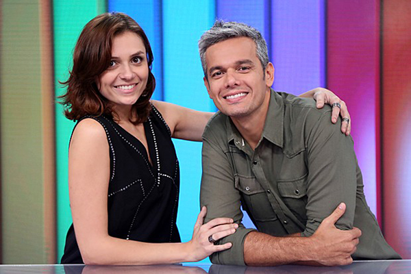 Monica Iozzi e Otaviano Costa