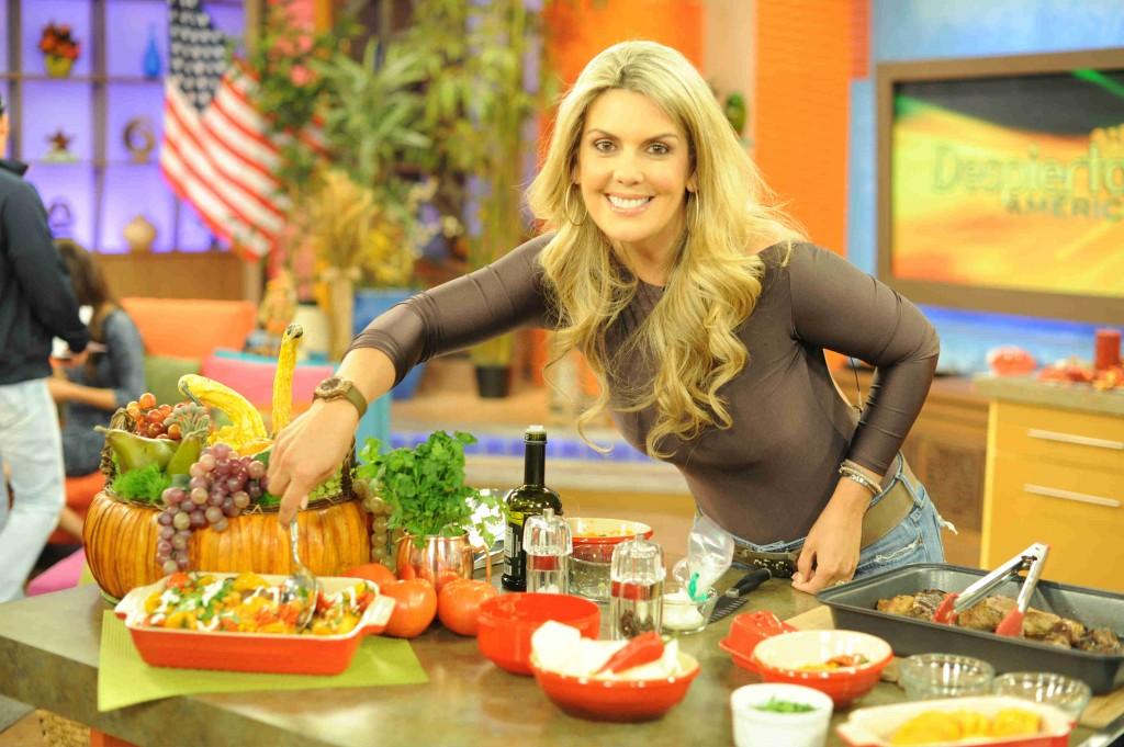 Isa Souza, apresentadora e chef brasileira