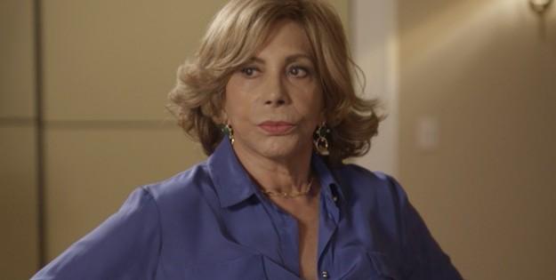 """Arlete Salles como Consuelo em """"Babilônia"""""""