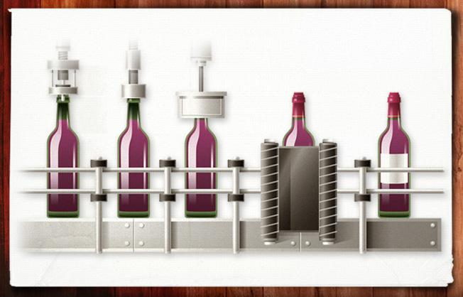 como são feitos os vinhos brancos e tintos