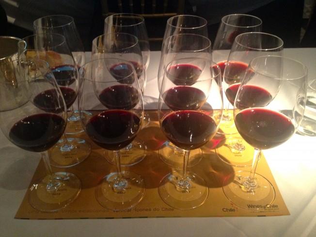 Doze vinhos e nenhum segredo de idade