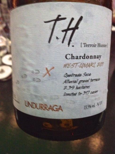 TH Chardonnay 2011