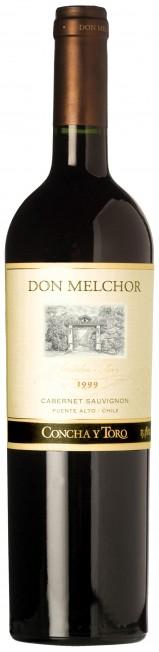 Don Melchor 1999: o vinho evolui melhor que o homem,,,
