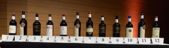 São Paulo Tasting 2013: 11 garrafas e nenhum segredo