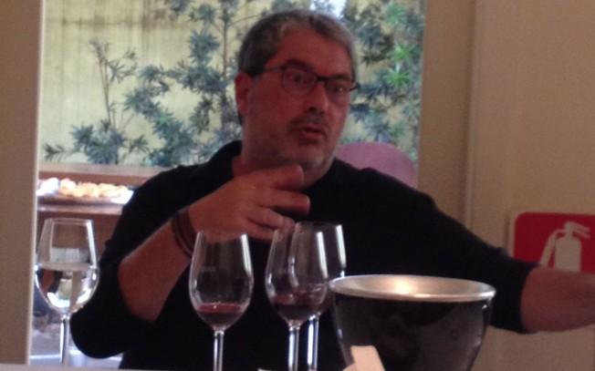 Jean Massoud explica seu tinto do líbano com pegada francesa e nome brasileiro