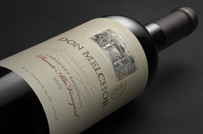 Don Melchor 2010: o rótulo mudou mas o vinho continua o mesmo