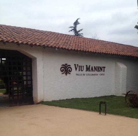Fachada da Viu Manent: não deixe de conhecer o restaurante