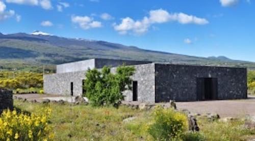 A cantina onde os vinhos são produzidos