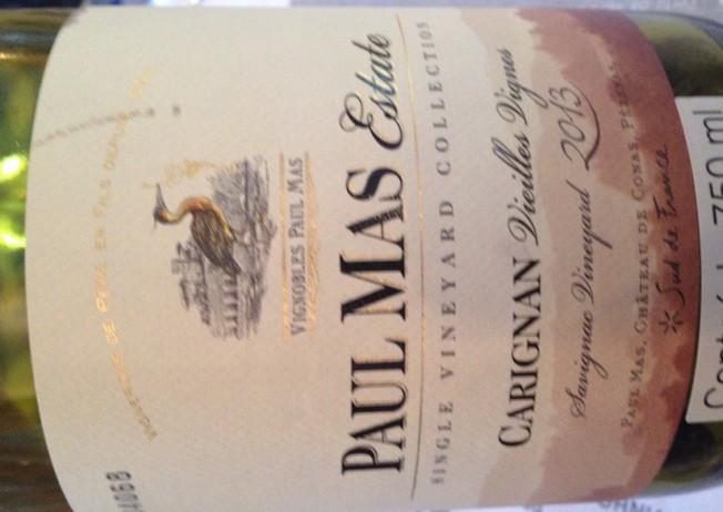 Paul Mas Vielle Vignes Carignan: um vinho do seu lugar