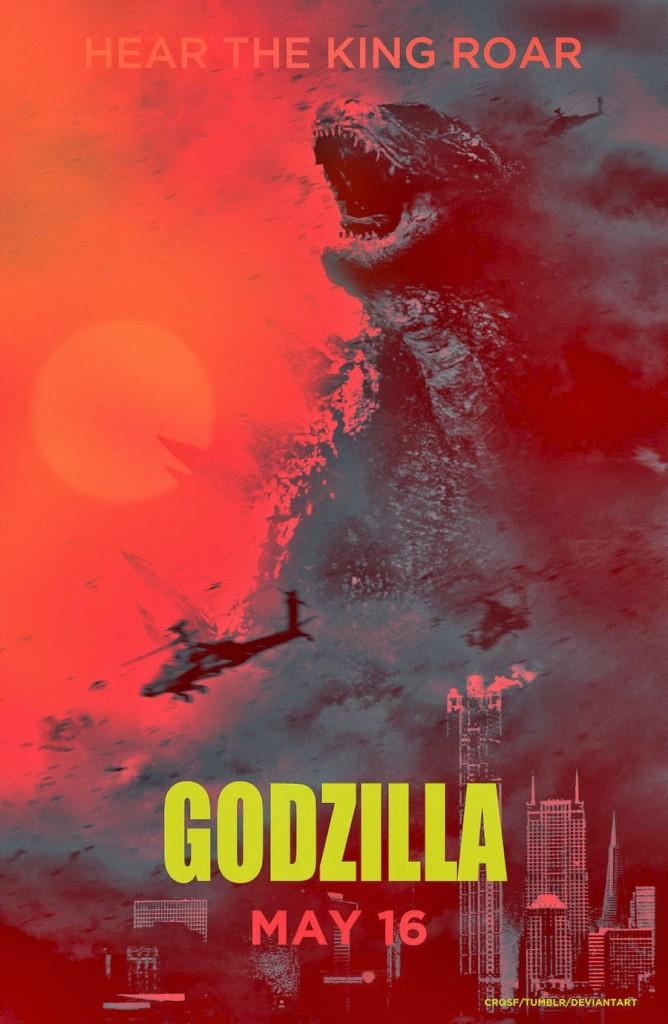 Godzilla - 4