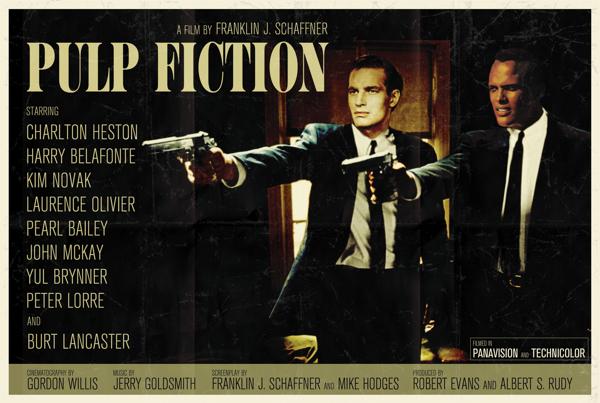"""""""Pulp Fiction"""""""