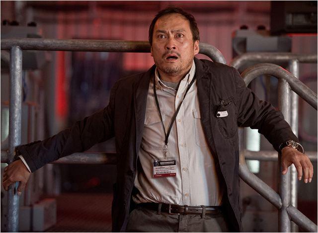 Ken Watanabe dá relevância dramática a seu personagem, embora ele esteja ali só para explicar ( Foto: divulgação)