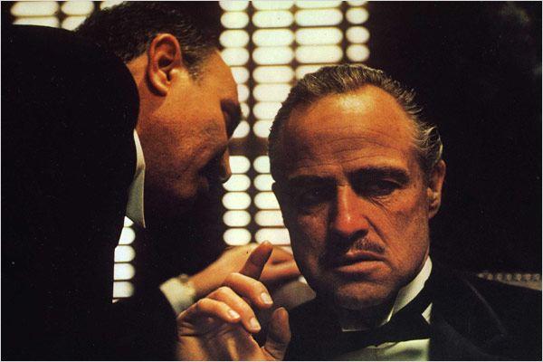 """Marlon Brando em """"O poderoso chefão"""": escolha óbvia, natural e consentida  (Foto: divulgação)"""