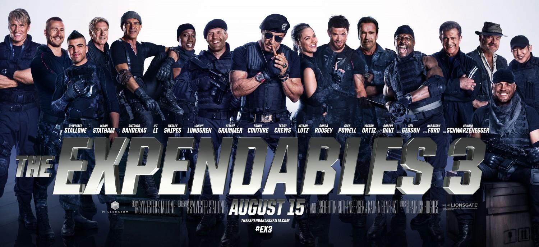 Banner do filme reúne todo o elenco da terceira aventura