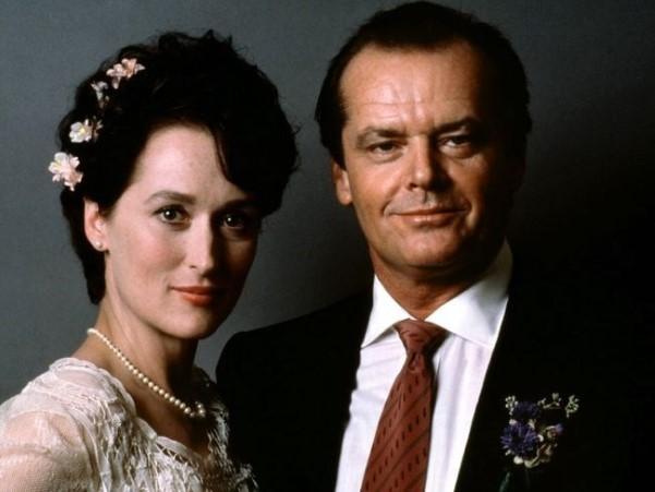 """Ao lado de Jack Nicholson em """"A difícil arte de amar"""": parcerias prósperas"""