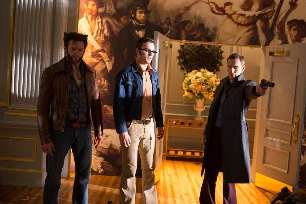 """Cena de """"X-men: dias de um futuro esquecido"""", filme que tem o ambicioso objetivo de alinhar o universo mutante no cinema"""