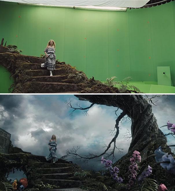 """Alice no País das maravilhas"""