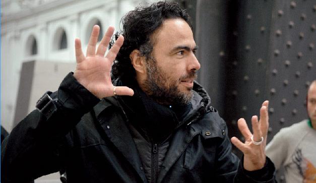 O diretor Alejandro González Iñárritu