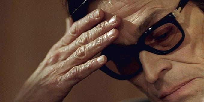 """Willem Dafoe em cena de """"Pasolini"""", de Abel Ferrara"""