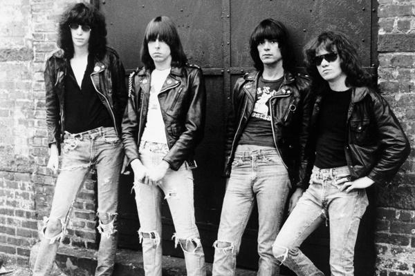Os Ramones, novo foco de Scorsese em sua mítica busca pela glória do rock ( Fotos: divulgação)