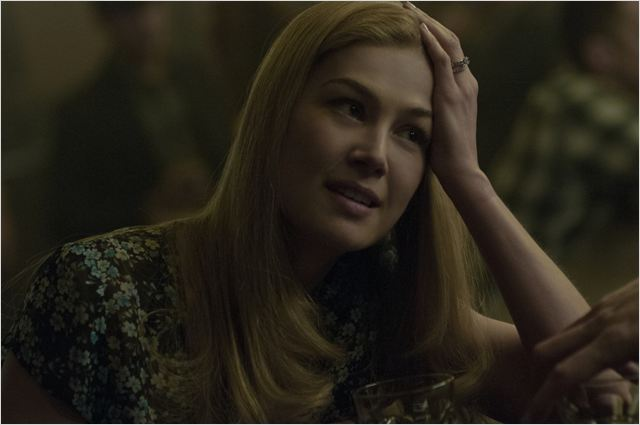 Amy (Rosamund Pike): o que se passa na cabeça dela?