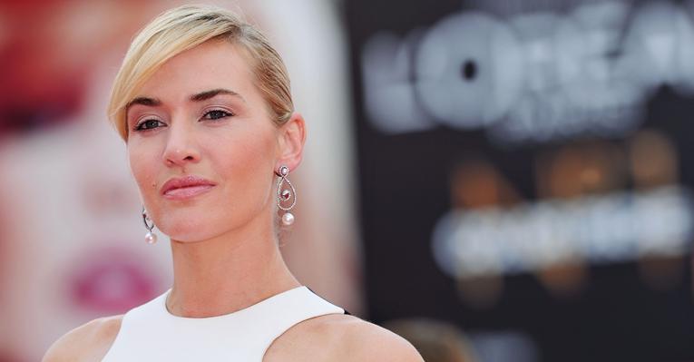 A oscarizada Kate Winslet agrega prestígio a um concurso que ambiciona mais do que escolher cinco diretoras de curtas-metragens (Foto: divulgação)