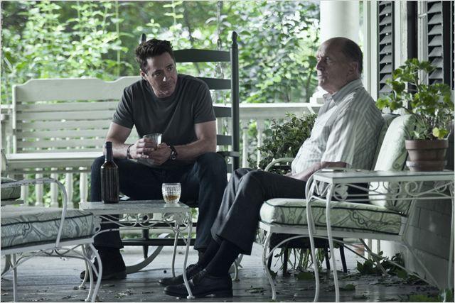 """Dois Roberts valem mais que um: cenas de Duvall e Downey Jr. respondem pelos melhores momentos de """"O juiz"""" (Foto: divulgação)"""