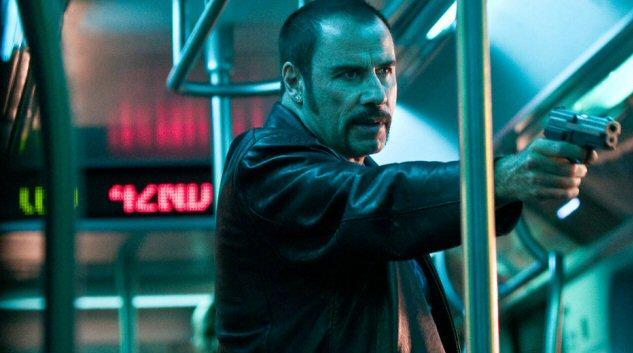 John Travolta, se debate entre sucessos e fracassos  ao longo das décadas. Tipo de investimento de risco